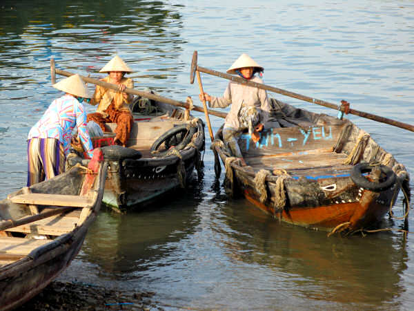 Phan Thiet Water Taxis